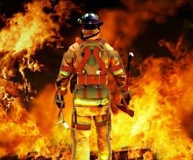 "<span itemprop=""name"">نمونه سوالات آئین نامه های حفاظت فنی و بهداشت کار (HSE) استخدامی آتش نشانی</span>"